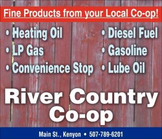 Heating Oil, LP Gas, Diesel Fuel, Gasoline, Lube Oil