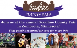 157th Annual Goodhue County Fair, Goodhue County Fair, Zumbrota, MN