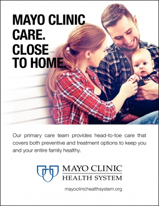 Primary Care, Kenyon - Mayo Clinic Health System