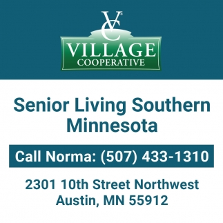 Senior Living Southern Minnesota