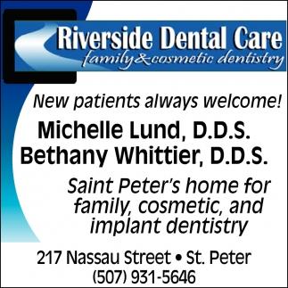New patients always welcome!