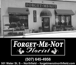 Fresh Flower Delivery in Northfield by Forget-Me-Not Florist