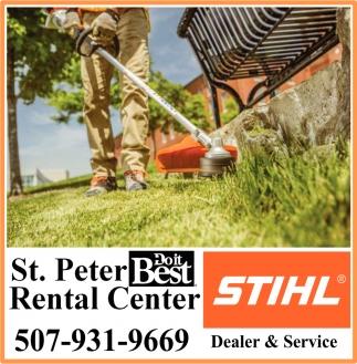 Stihl Dealer & Service
