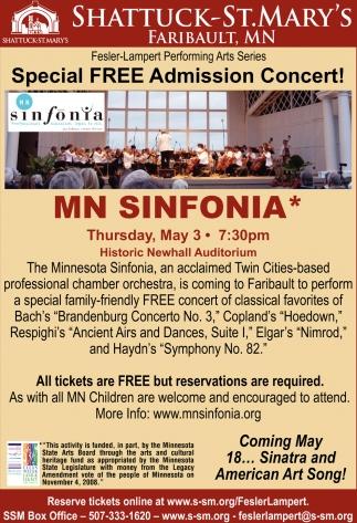 MN Sinfonia