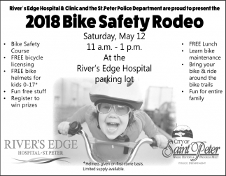 2018 Bike Safety Rodeo
