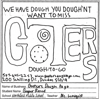 Gooters Dough To Go