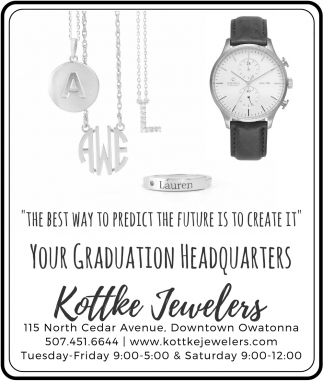 Your graduation headquarters