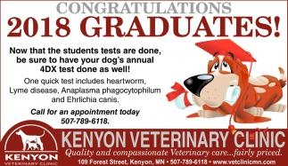 Congratultions 2018 Graduates!