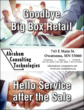 A Dynamic Computer Solutions Company, Abraham Consulting Technologies
