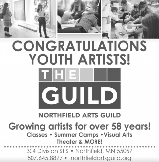 Congratulations youth artists!