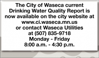 Drinking Water Quality Report