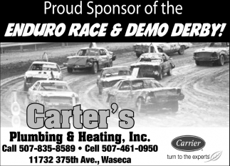 Enduro race & demo derby