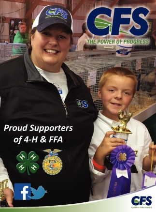 Proud Supporters of 4-H & FFA