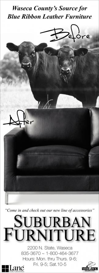 Wonderful Blue Ribbon Leather Furniture, Suburban Furniture U0026 Floor Covering, Waseca,  MN