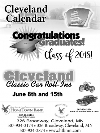 Congratulations Graduates Class of 2018
