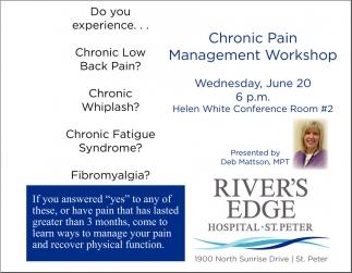 Chronic Pain Management Workshop
