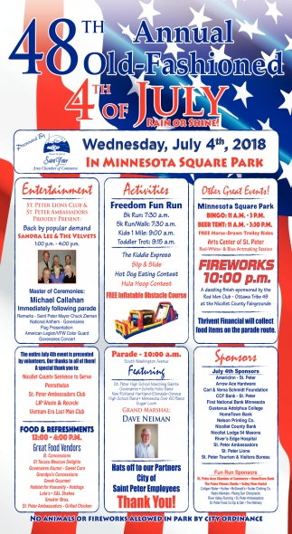 48th Annual Old-Fashioned 4th of July