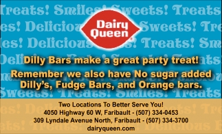 Two Locations to Better Serve You!