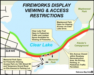 Fireworks map