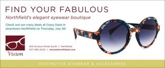 Elegant Eyewear Boutique
