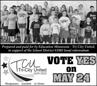 VOTE YES on MAY 24