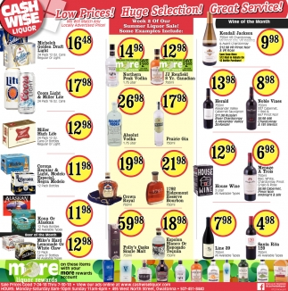 Low Prices, Huge Selection, Great Services, Cash Wise - Owatonna, Owatonna, MN