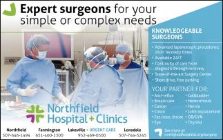 Orthopedic Services