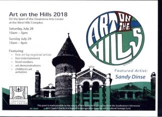 Art on the Hills 2018