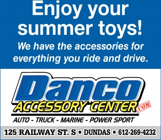 Enjoy your summer toys!