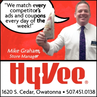 Mike Graham - Store Manager