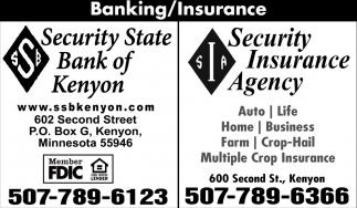 Banking / Insurance