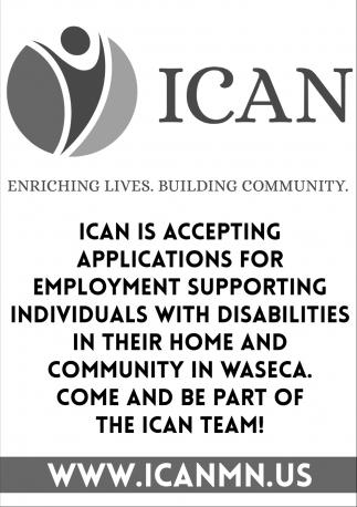 Enriching Lives. Building Community