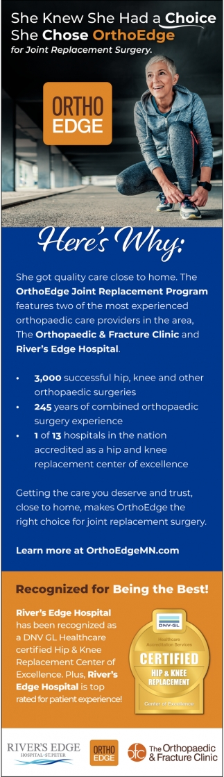 OrthoEdge Joint Replacement Program
