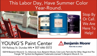 This Labor Day, Have Summer Color Year-Round