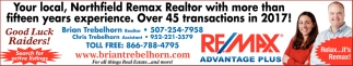 Your Local, Northfield Remax Realtor with more than fifteen years experience