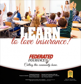 Learn to love insurance!