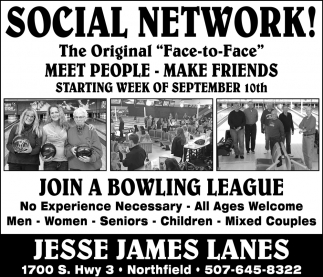 Social Network - The Original Face to Face