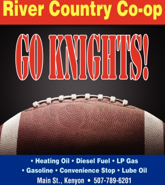 Go Knights, River Country Co-op, Inver Grove Heights, MN