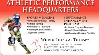 Athletic Performance Headquarters