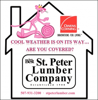 Cool Weather is on its Way... Are you covered?