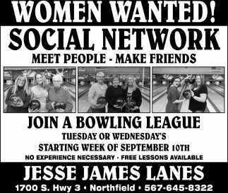 picture How to Join a Bowling League