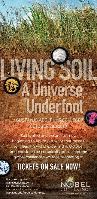 Living Soil - A Universe Underfoot