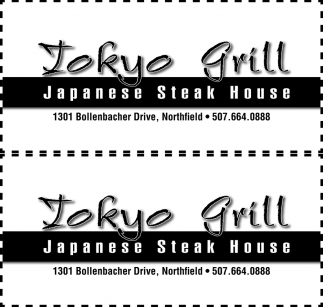 Japanese Steak House