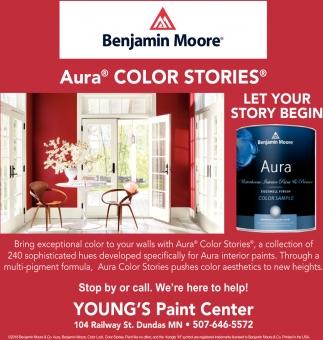 Aura Color Stories