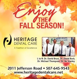 Enjoy the fall season!