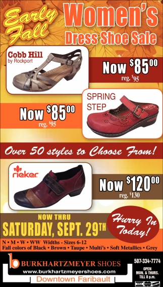 Women's Dress Shoe Sale