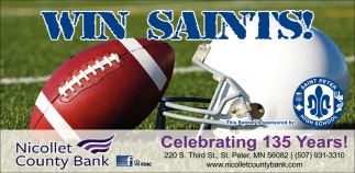 Win Saints!