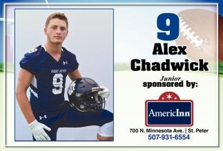 9 Alex Chadwick