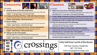Concerts - Classes