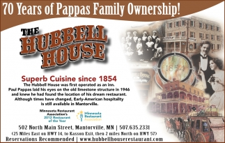 Over 70 Years of Pappas Family Ownership!